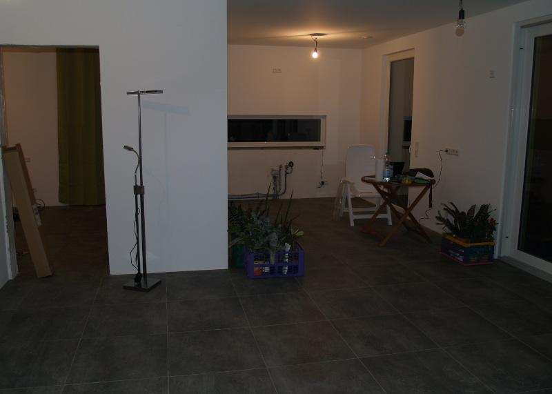 putzen unser hausbau. Black Bedroom Furniture Sets. Home Design Ideas
